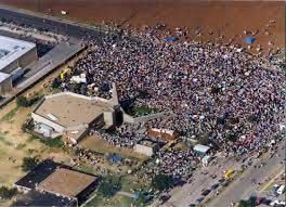 Saint James Church Lubbock August 15, 1988